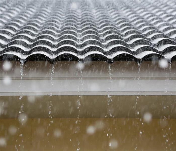 Water Damage Preventing Spring Shower Disasters