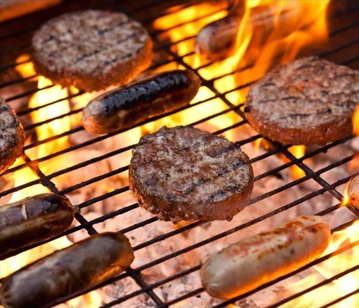 Fire Damage BBQ Safety Tips To Follow This Summer