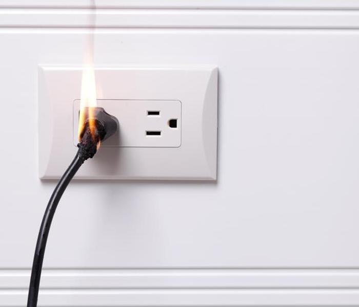 Fire Damage 3 Common Causes of Electrical Fires