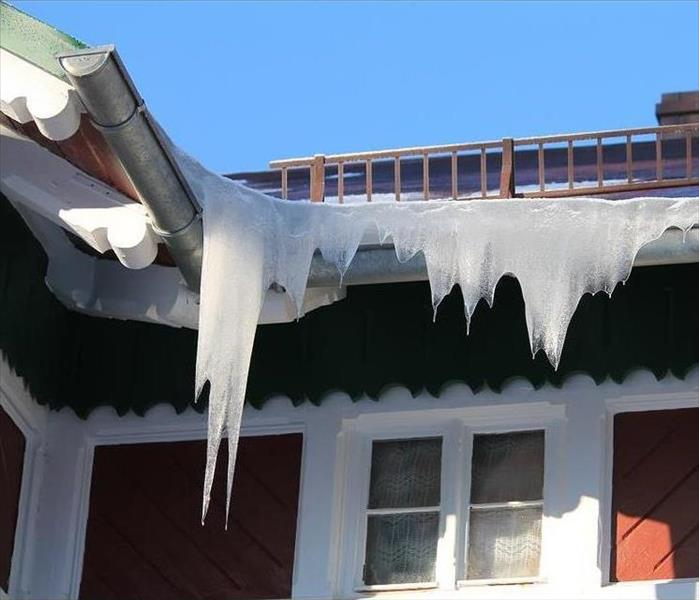 Water Damage How Stagnant Ice Can Cause Water Damage
