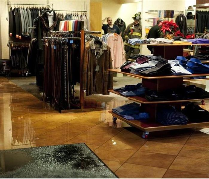 Commercial How Can I Prevent Damage In My Store?