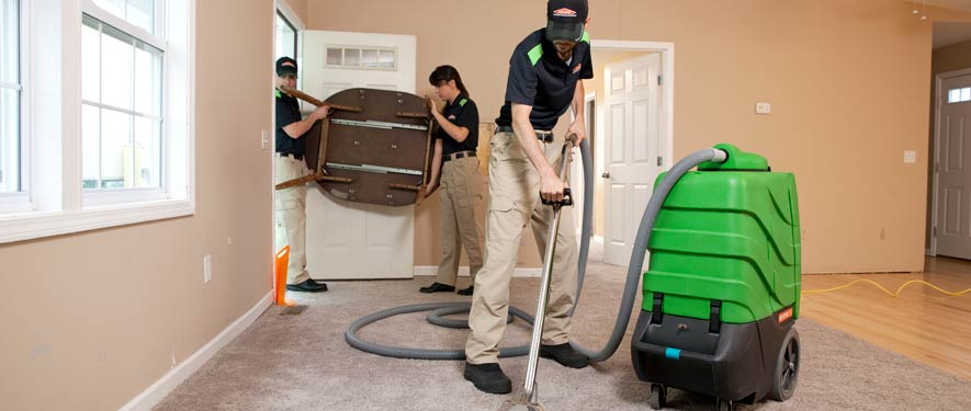 Ronkonkoma, NY residential restoration cleaning